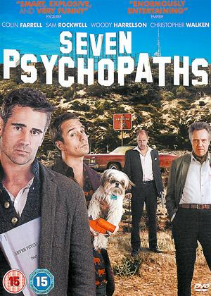 Rent Seven Psychopaths Online DVD & Blu-ray Rental