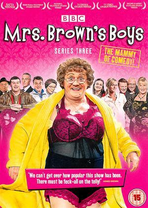 Rent Mrs. Brown's Boys: Series 3 Online DVD Rental
