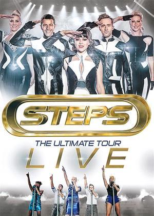 Rent Steps: The Ultimate Tour: Live Online DVD Rental
