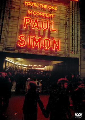 Rent Paul Simon: You're the One: In Concert from Paris Online DVD Rental