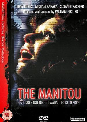 Rent The Manitou Online DVD Rental