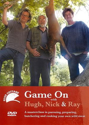 Rent River Cottage: Game On with Hugh, Nick and Ray Online DVD Rental