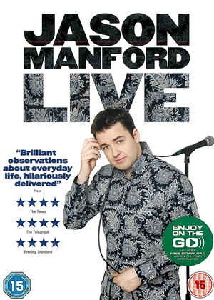 Rent Jason Manford: Live 2011 Online DVD Rental