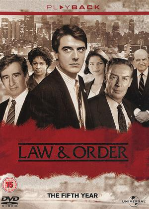 Rent Law and Order: Series 5 Online DVD Rental