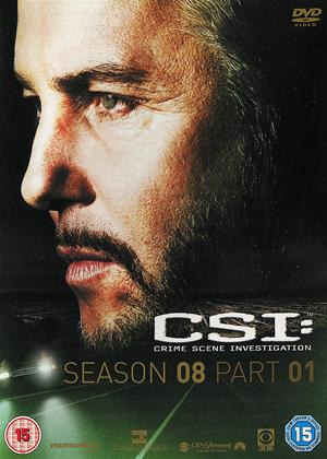 Rent CSI: Series 8: Part 1 Online DVD Rental