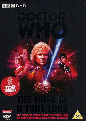 Rent Doctor Who: Trial of a Timelord Online DVD Rental