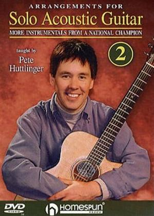 Rent Arrangements for Solo Acoustic Guitar 2 Online DVD Rental