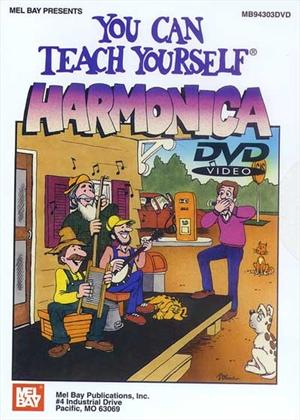 Rent You Can Teach Yourself Harmonica Online DVD Rental
