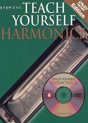 Rent Teach Yourself Harmonica: Step One Online DVD Rental
