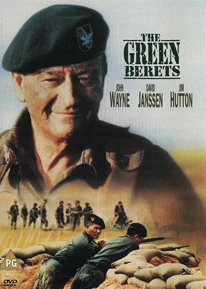 Rent The Green Berets Online DVD & Blu-ray Rental