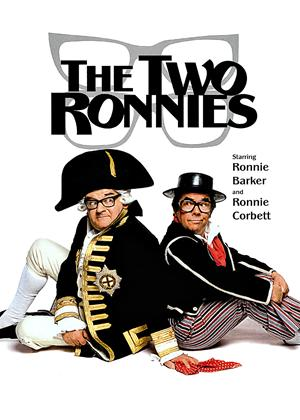 Rent The Two Ronnies Online DVD & Blu-ray Rental