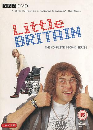 Rent Little Britain: Series 2 Online DVD Rental