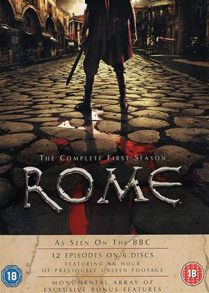Rent Rome: Series 1 Online DVD & Blu-ray Rental