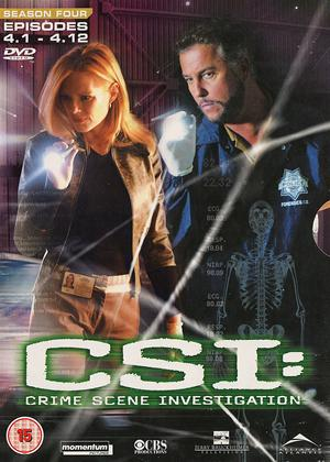 Rent CSI: Series 4: Part 1 Online DVD Rental