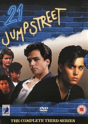 Rent 21 Jump Street: Series 3 Online DVD Rental