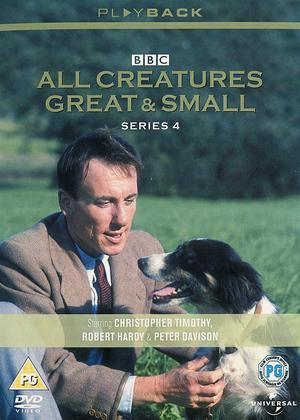 Rent All Creatures Great and Small: Series 4 Online DVD Rental