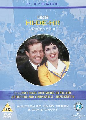 Rent Hi-De-Hi!: Series 5 and 6 Online DVD Rental