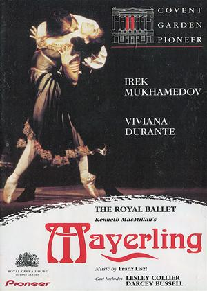 Mayerling: Royal Ballet Online DVD Rental