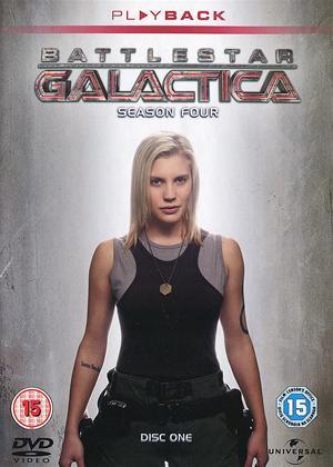 Rent Battlestar Galactica: Series 4 Online DVD Rental