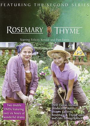 Rent Rosemary and Thyme: Series 2 Online DVD Rental