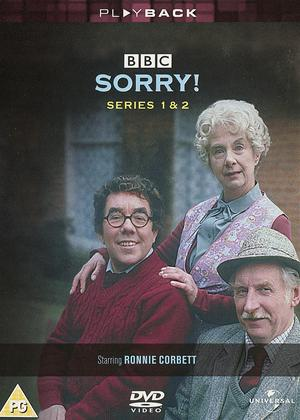 Rent Sorry!: Series 1 and 2 Online DVD Rental