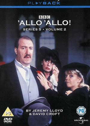 Rent Allo Allo: Series 5: Vol.2 Online DVD Rental