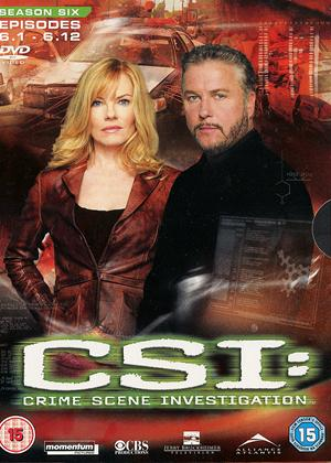 Rent CSI: Series 6: Part 1 Online DVD Rental