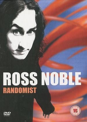 Rent Ross Noble: Randomist Online DVD Rental