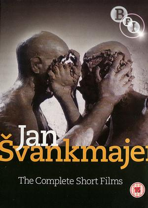 Rent Jan Svankmajer: The Complete Short Films Online DVD Rental