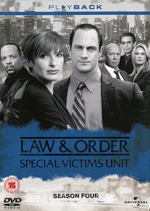 Rent Law and Order: Special Victims Unit: Series 4 Online DVD Rental
