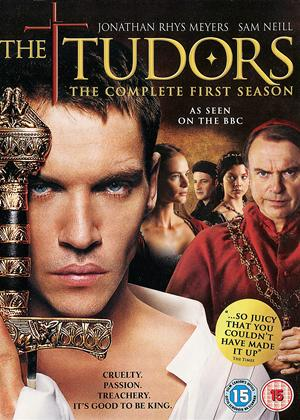 Rent The Tudors: Series 1 Online DVD Rental