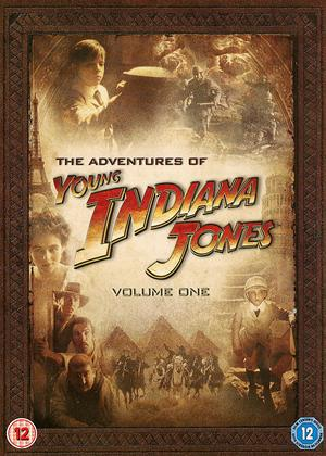 Rent The Adventures of Young Indiana Jones: Vol.1 Online DVD Rental