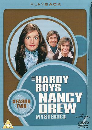 Rent Hardy Boys: Nancy Drew Mysteries: Series 2 Online DVD Rental