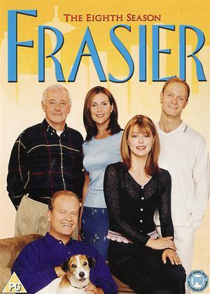 Rent Frasier: Series 8 Online DVD Rental