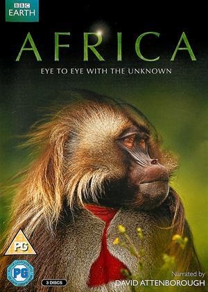 Africa: Series 1 Online DVD Rental