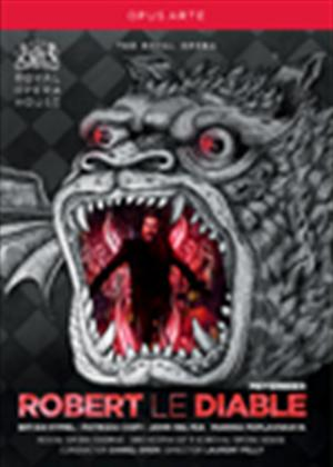 Rent Robert Le Diable: Royal Opera House (Oren) Online DVD Rental