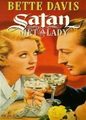 Rent Satan Met a Lady Online DVD Rental