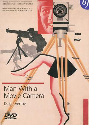 Man with a Movie Camera Online DVD Rental