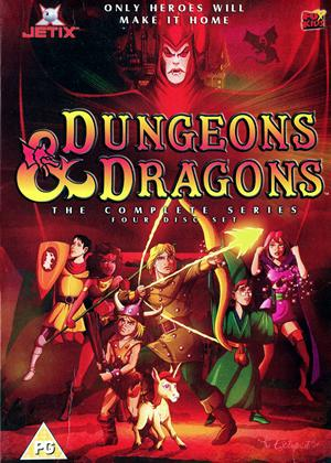 Dungeons and Dragons: The Complete Series Online DVD Rental