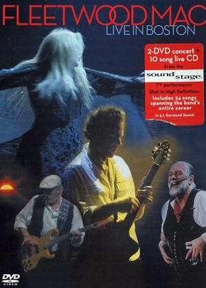 Rent Fleetwood Mac: Live in Boston Online DVD Rental