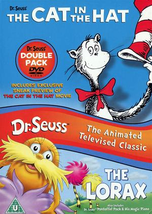 Rent Doctor Seuss: The Cat in the Hat Online DVD Rental