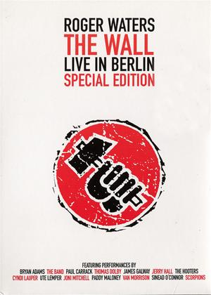 Rent Roger Waters: The Wall: Live in Berlin Online DVD & Blu-ray Rental