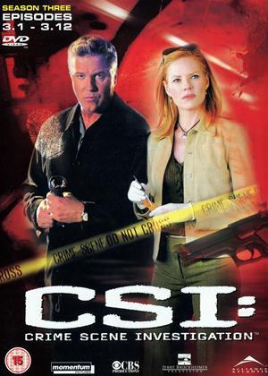 Rent CSI: Series 3: Part 1 Online DVD Rental