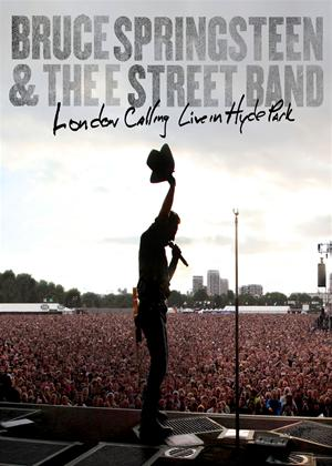 Rent Bruce Springsteen and the E Street Band: London Calling: Live in Hyde Park Online DVD Rental