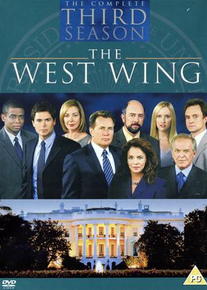 Rent The West Wing: Series 3 Online DVD Rental