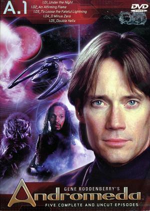 Rent Andromeda: Series 1: Vol.1 Online DVD Rental