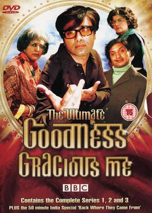 Rent The Ultimate Goodness Gracious Me Online DVD Rental