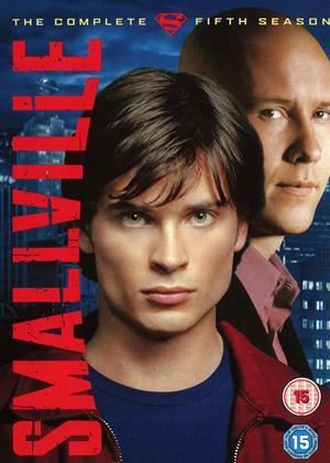 Rent Smallville: Series 5 Online DVD Rental