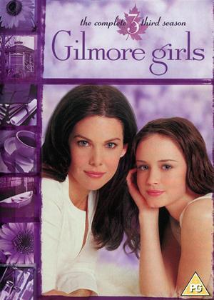 Rent Gilmore Girls: Series 3 Online DVD Rental