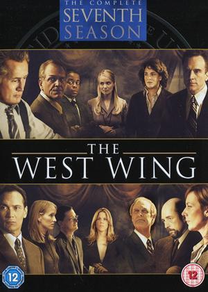Rent The West Wing: Series 7 Online DVD Rental